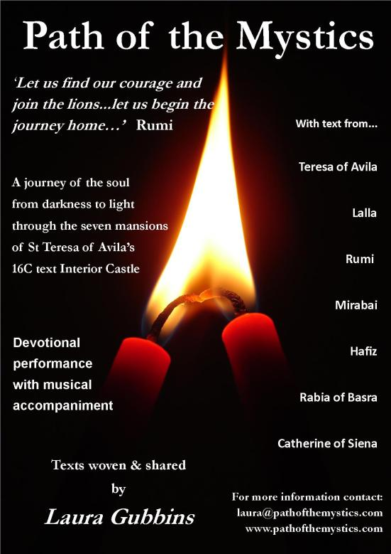 Path of the Mystics flyer